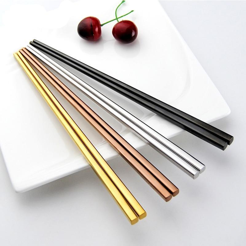 Chopsticks - Stainless steel