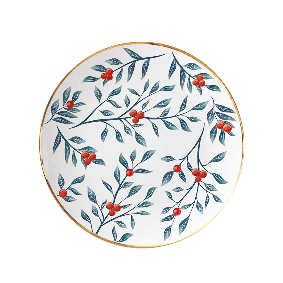 Kyoto 10.5 inch Dinner Plates 4pc Set
