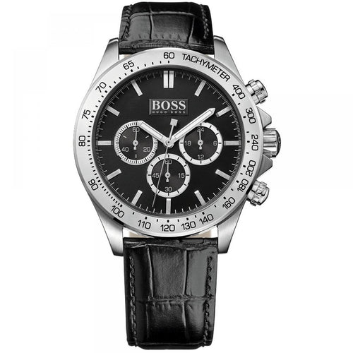 HUGO BOSS MENS IKON CHRONOGRAPH WATCH 1513178