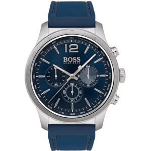 HUGO BOSS MENS PROFESSIONAL CHRONOGRAPH WATCH 1513526