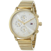 Tommy Hilfiger Ladies Blake Gold Chronograph Watch 1781905