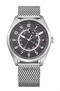 Tommy Hilfiger Men's Dylan Mesh Strap Watch 1791370