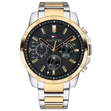 Tommy Hilfiger Men's Stainless Steel Two-Tone Gold Silver Watch 1791559