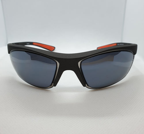 Reebok Dark Grey Sport Sunglasses