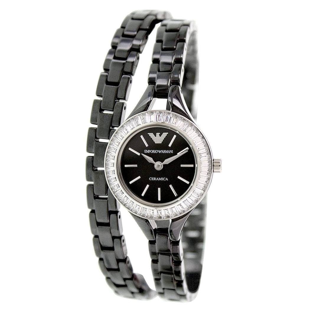 Emporio Armani Ladies Ceramica Watch AR1483