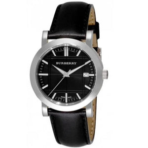 Burberry Heritage BU1354 Black Cool Men's Watch