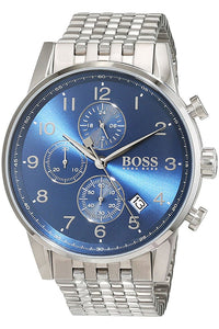 Hugo Boss Mens Navigator Chronograph Watch HB1513498