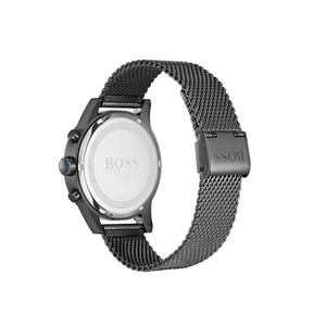Hugo Boss Men's Jet Grey Chronograph Watch HB1513677