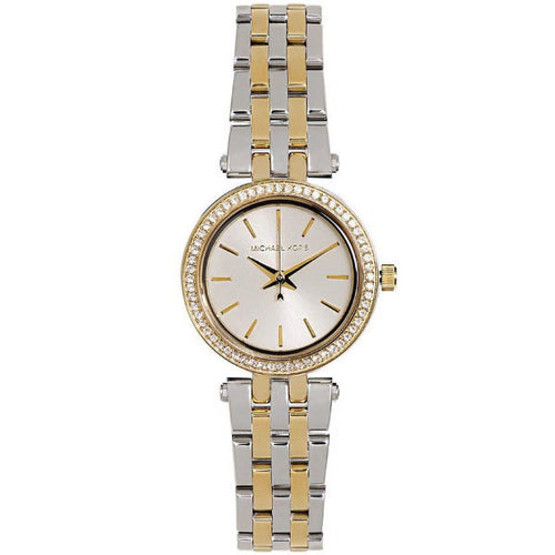 Ladies Michael Kors Darci Two Tone Watch MK3323