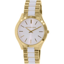 Michael Kors Ladies Runway Two-Tone Watch MK4295