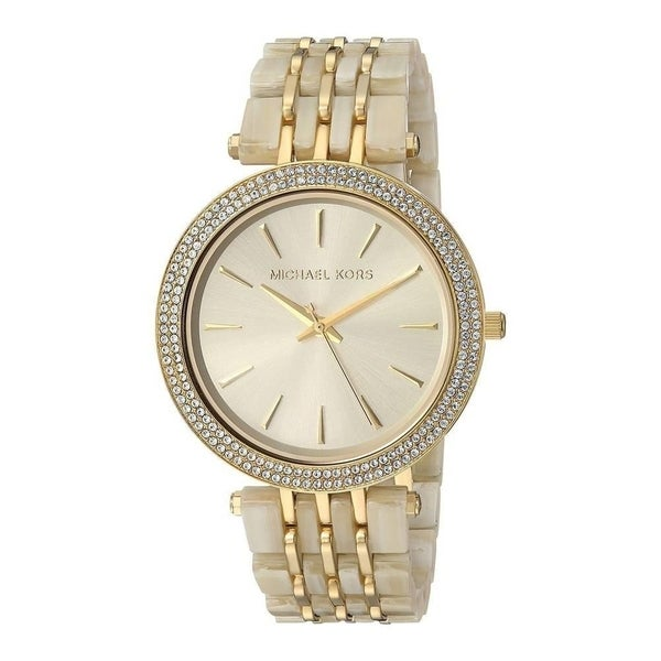 Michael Kors Ladies Darci Gold Ladies Watch MK4325