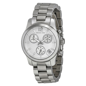 Ladies Michael Kors Runway Chronograph Watch MK5428