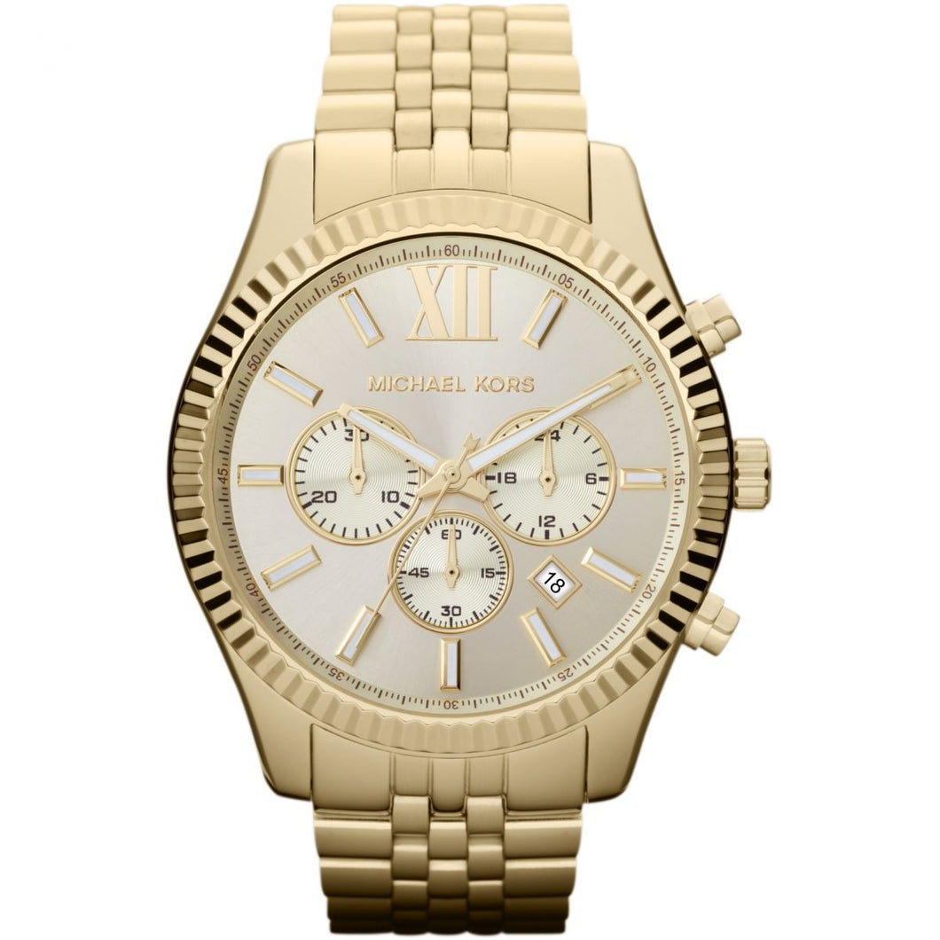 Michael Kors Lexington Chronograph Men Watch MK8281
