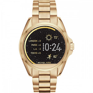 Michael Kors Bradshaw Access Smart Watch Gold MKT5001