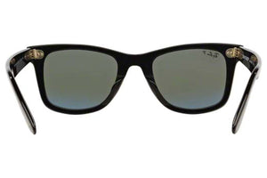 Ray-Ban Black Wayfarer Polarized RB2140F 901/58