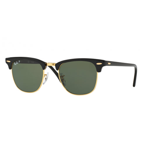 Ray-Ban Clubmaster Classic Green RB3016 90158E 49-21
