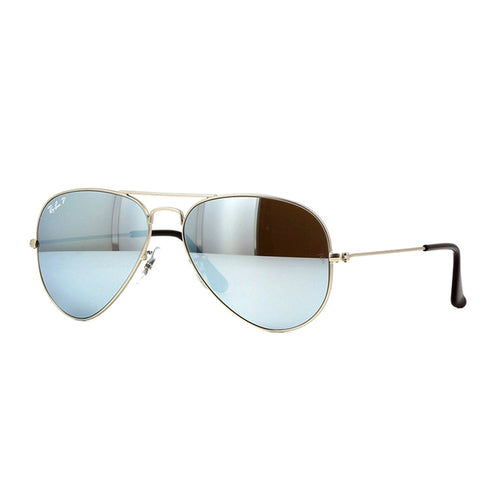 Ray-Ban Aviator Silver RB3025 019/W3 58-14