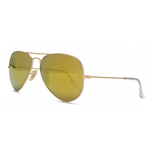 Ray-Ban Aviator Yellow Flash Lenses RB3025 112/93 58-14