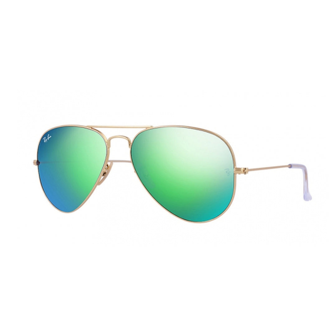 Ray-Ban Aviator Green RB3025 112/19 58-14 3N