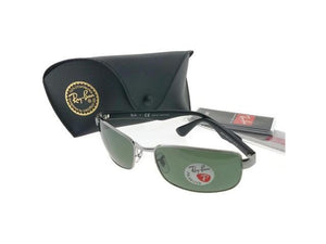 Ray-Ban Sunglasses Green/Gunmetal Polarized RB3478 004/58