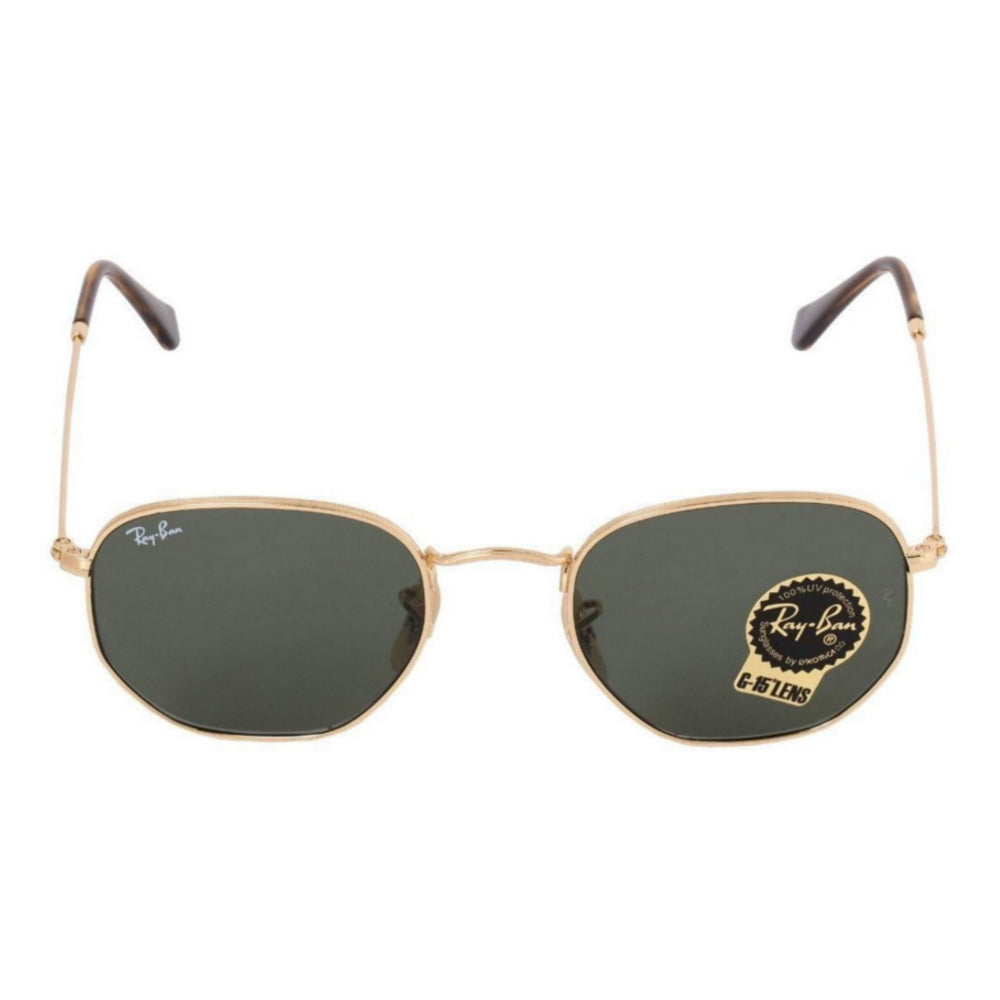 9e16ac0193 Ray-Ban Sunglasses Hexagonal RB3548N 001 51 – Best Watch Company