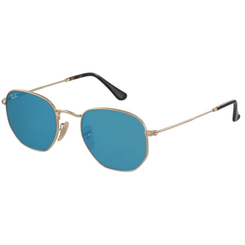 Ray-Ban Sunglasses Hexagonal RB3548N 001/90