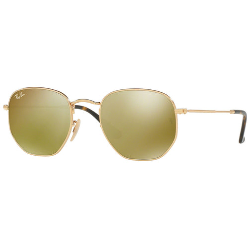 Ray-Ban Sunglasses Hexagonal RB3548N 001/93