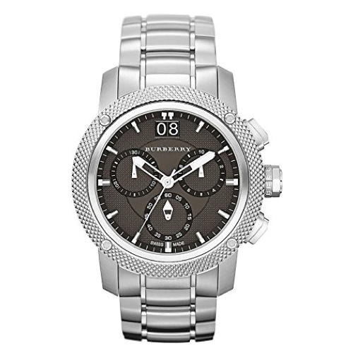 Burberry Men's Chronograph Utilitarian Watch BU9800