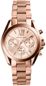 Michael Kors Ladies' Bradshaw Mini Chronograph Watch MK5799