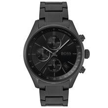 Hugo Boss Men's Grand Prix Black Watch HB1513676