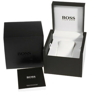 New Hugo Boss Men's Supernova Two-Tone Stainless Steel Watch HB1513358