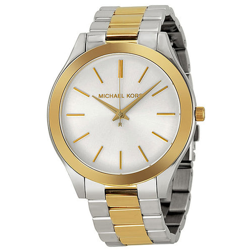 Ladies Michael Kors Slim Runway Watch MK3198