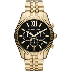 Mens Michael Kors Lexington Chronograph Watch MK8286