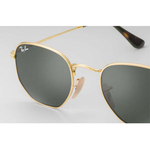 Ray-Ban Sunglasses Hexagonal RB3548N 001