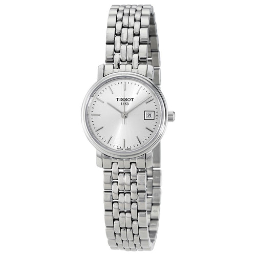 Tissot Ladies Stainless Steel Bracelet Watch T52.1.281.31