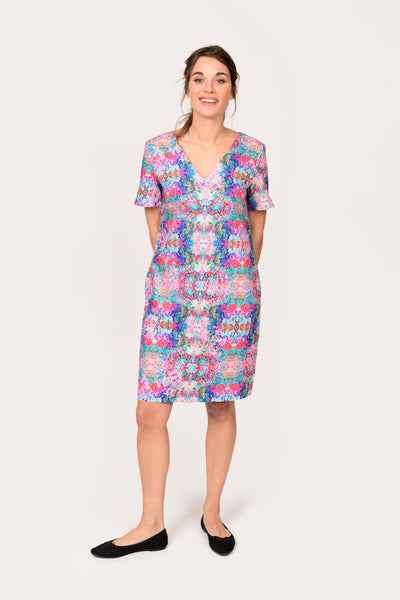 L'Indispensable - Robe Camouflage Rose
