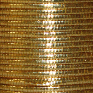 French Tinsel Oval Gold