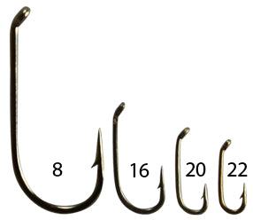 305 Dry Fly Hook | 25 Pack