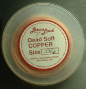 Dead Soft Copper