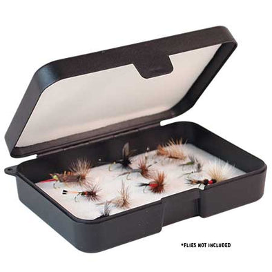 Fly Box With Foam Insert