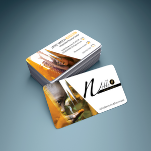 Spread Vision Business Cards