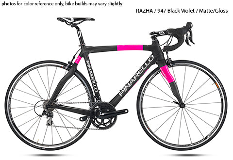 2015 RAZHA ULTEGRA EASY FIT BIKE