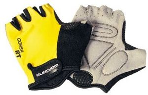 Corsa RT Gloves - Yellow