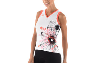 "Women's ""DAISY"" SLEEVELESS JERSEY"