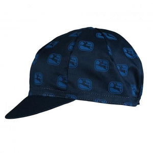 "Copy of Giordana ""Sagittarius"" Cotton Cap - NAVY"