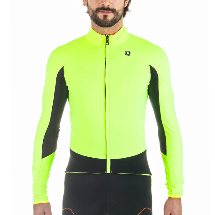 AQUA VENTO 100 JACKET - Yellow/Black