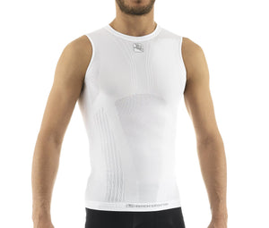 "Lightweight Sleeveless ""Tubular"" Base Layer"