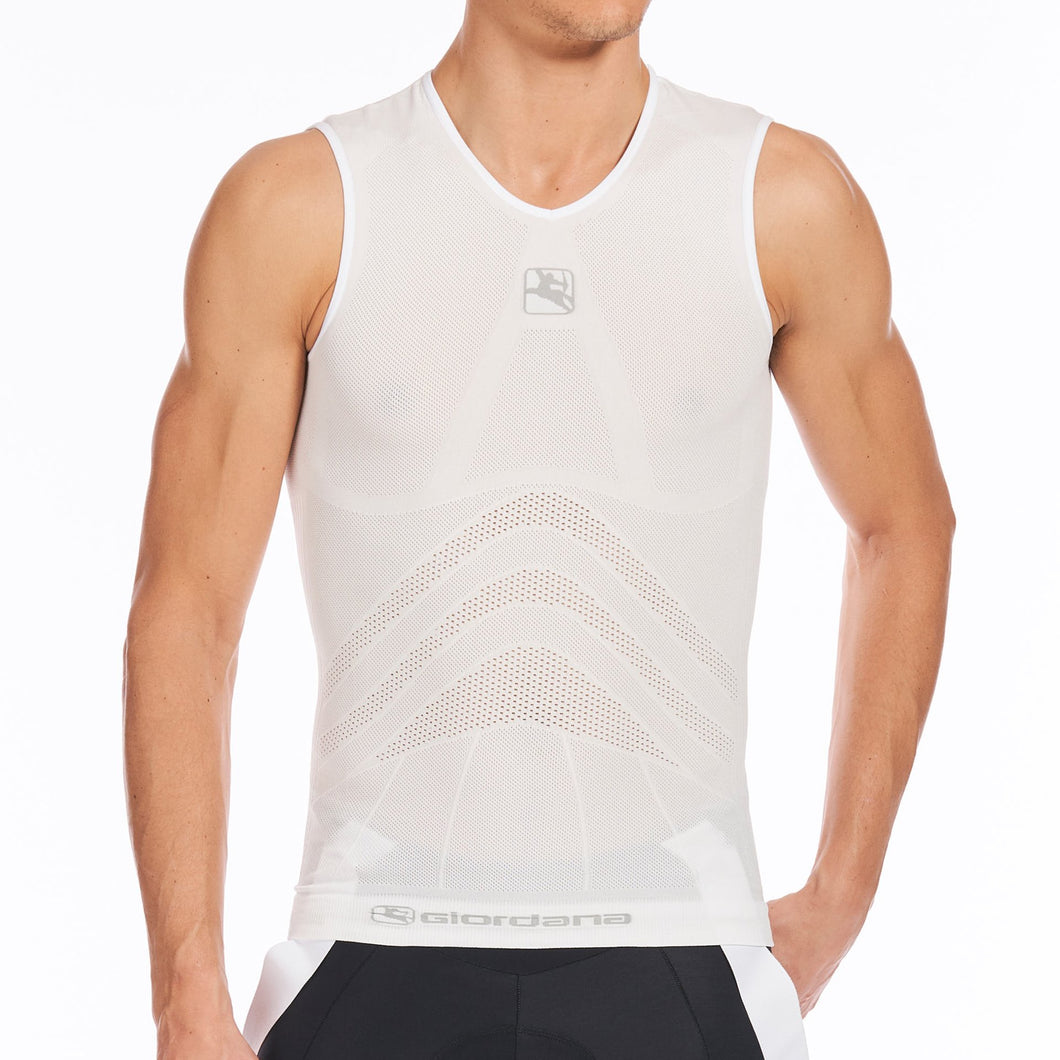 Lightweight Sleeveless Knitted Base Layer