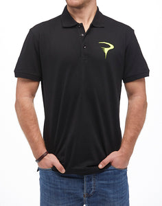 Pinarello Sport Polo - Black