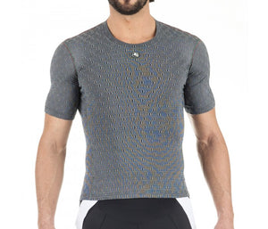 "SHORT SLEEVE ""CERAMIC"" BASE LAYER"